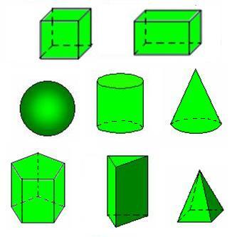 ruumilised geomeetrilised kujundid